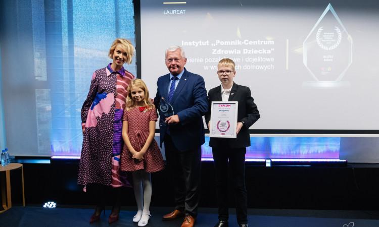 """IPCZD  laureatem konkursu """"Dziecięcy Szpital Przyszłości"""""""